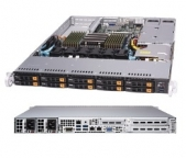Supermicro AMD EPYC A+ Server 1113S-WN10RT Single Socket, 10x NVME, 2x 10GBase-T LAN